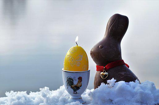 Hare, Easter, Chocolate, The Tradition Of, Holidays