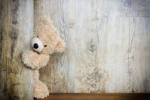 Bear, Teddy Bear, Cuddly Bear, Stuffed Animal, Soft Toy