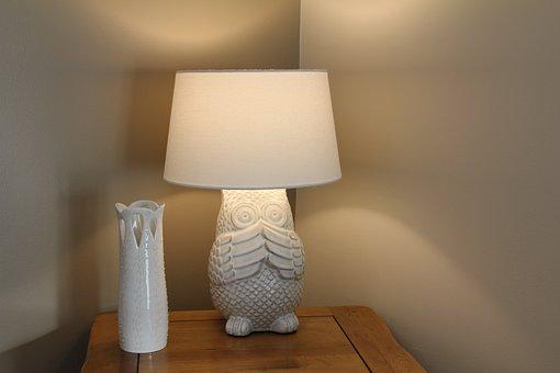 Emotional, Indoors, Furniture, Lamp, Light, Vase