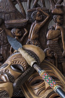 Zulu, South Africa, Ethnic, Tribal, Natural, Nature