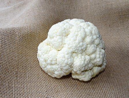 Cauliflower, Vegetables, Kohl, Florets, Healthy