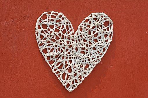 Romance, Love, Pattern, Heart, Decoration, Shape