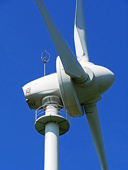 Pinwheel, Hub, Rotor, Generator, Power Generation