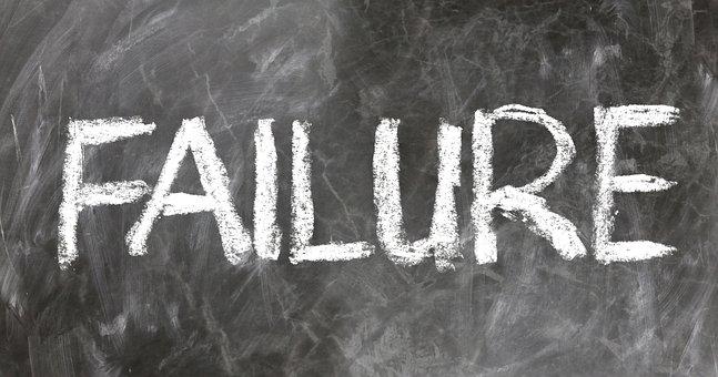 Loser, Failure, Board, Scaredy Cat, Fail, Burst