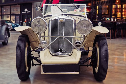 Vehicle, Auto, Classic, Old, Nostalgia, Historically
