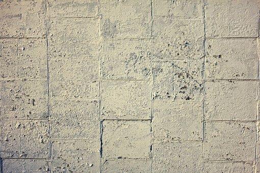 Wall, Stone, Stone Wall, Blocks, Concrete, Painted