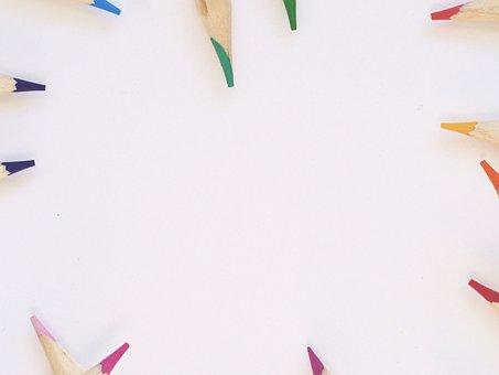 Education, School, Pencil, Desktop, College, Paper