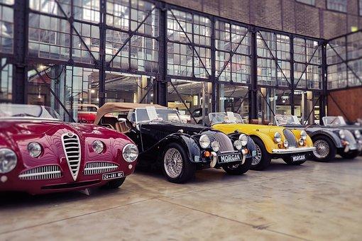 Auto, Vehicle, Morgan, Alfa Romeo, Car, Roadster, Pkw