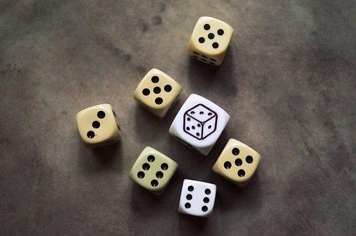Cube, Gamble, Gambling, Play, Luck, Roll The Dice
