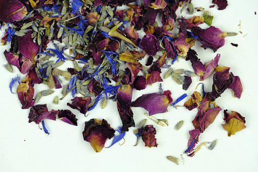 Spice Blossoms, Flowers, Spices, Season, Salad, Meat
