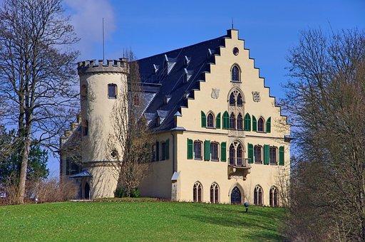 Architecture, Old, Building, Sky, Palace, Castle