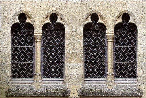 Architecture, Gothic, Stone, Facade, Building, Castle