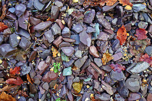 Stones, Pebbles, Rocks, Underfoot, Surface