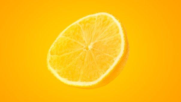 Orange, Half, Fruit, Tangerine, Citrus, Vitamins
