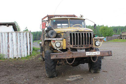 Vehicle, The Transportation System, Machine, Truck
