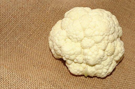 Cauliflower, Kohl, Vegetables, Vitamins, Food