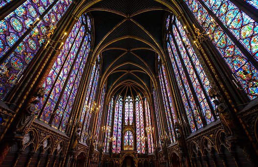 Church, Cathedral, Goth Like, Architecture, Religion