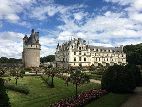Castle, Architecture, Building, Gothic, Tower, Travel