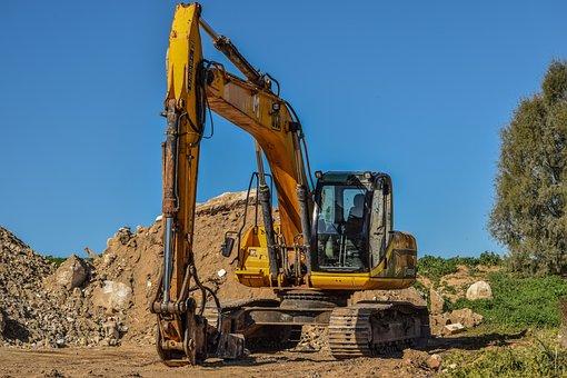 Heavy Machine, Equipment, Machinery, Construction