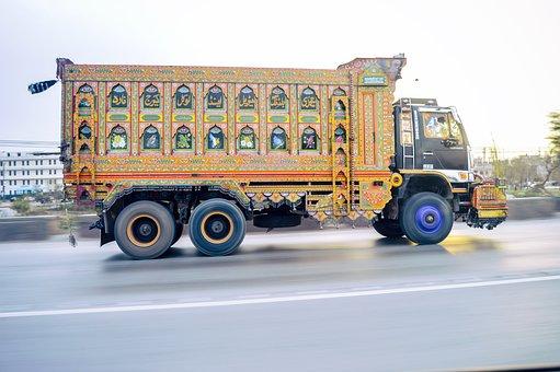 Vehicle, Transportation System, Truck, Car, Heavy