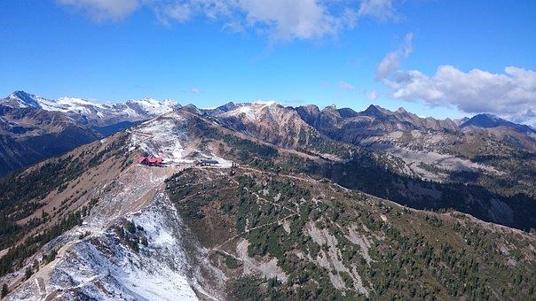 Nature, Mountain, Panoramic, Travel, Landscape