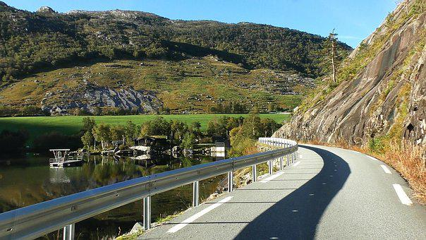 Mountain, Norway, Scandinavia, Mountain Landscape