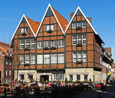 Tradition Restaurant, Münster, Downtown
