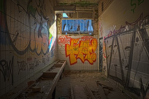 Abandoned, Architecture, Within, Wall, Old, Lost Places