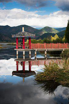 Waters, Lake, Outdoor, Reflection, Tourism, 瀘 Sell Lake