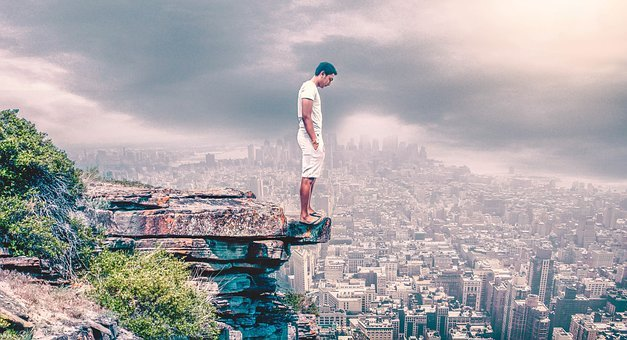 Travel, Nature, Outdoors, Panoramic, Sky, Boy, Man
