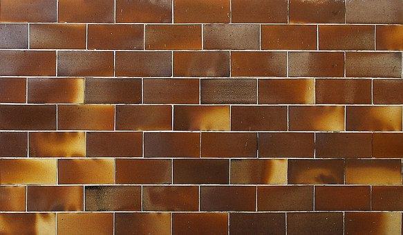 Wall, Brick, Clinker, Burned, Pattern, Structure