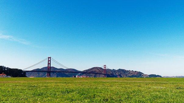 The Golden Gate Bridge, San Francisco, Golden Bridge