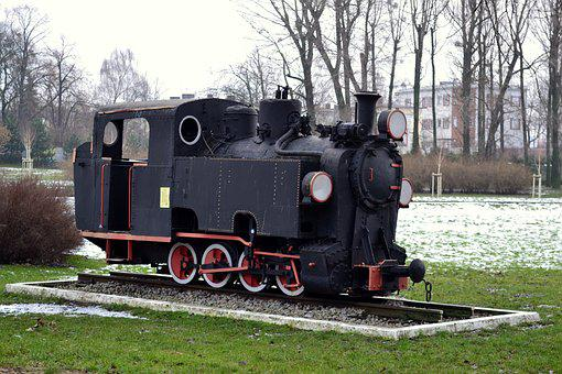 Train, Railway, Steam Locomotive, Locomotive, Old Train