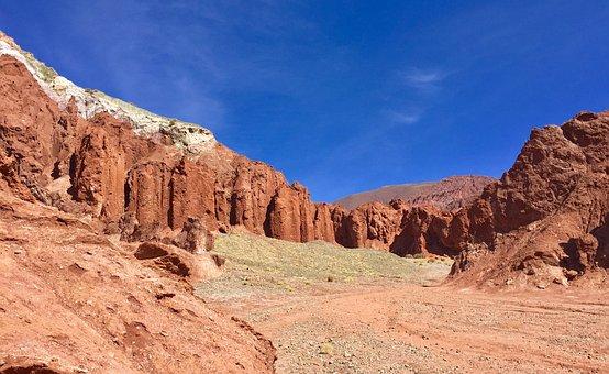 Desert, Travel, Canyon, Nature, Sandstone, Mountain