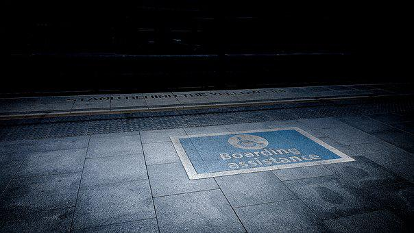 Travel, In The Dark, Structure, Road, Street, Subway