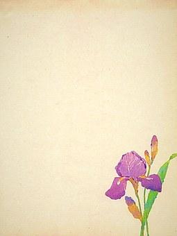 Mother's Day, Mama, Mom, Paper, Flower, Design, Vintage