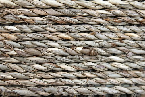 Wicker, Desktop, Pattern, Texture, Straw, Rope, Weaving