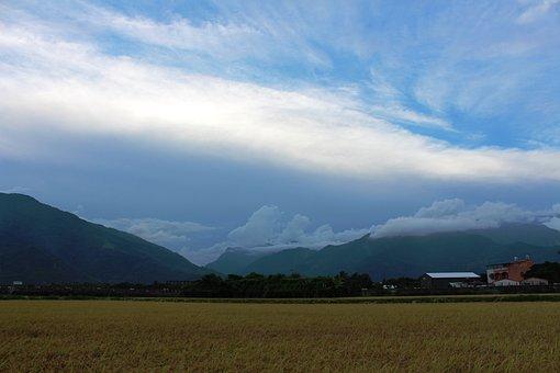 A Bird's Eye View, Mountain, Nature, Landscape, Sky