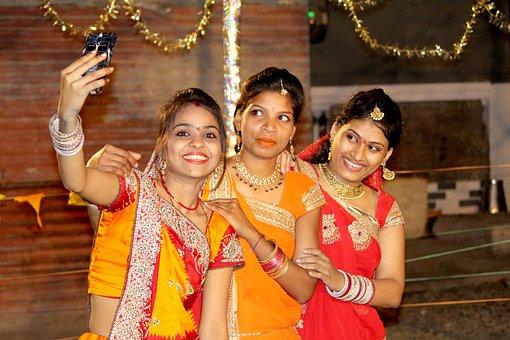 People, Woman, Portrait, Adult, Selfie, Female Selfie