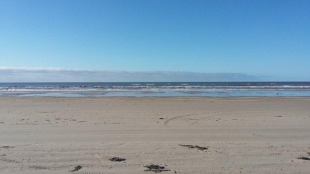 Body Of Water, No Person, Sand, Beach, Coastal