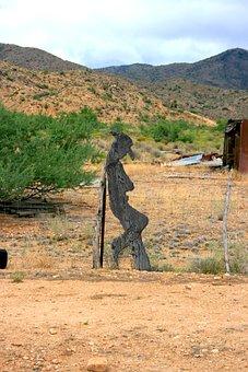 Travel, Nature, Outdoors, Landscape, Desert, Route 66