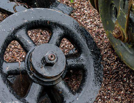 Iron, Industry, Steel, Machine, Rusty, Equipment, Dirty