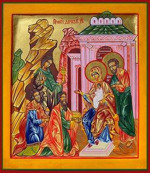Icon, Christ, Jesus, Church, Christianity, Faith, Oltar