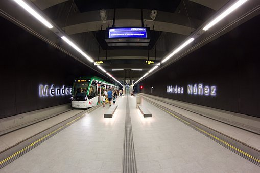 Granada, Metro, Metro Granada, Station, Metropolitan