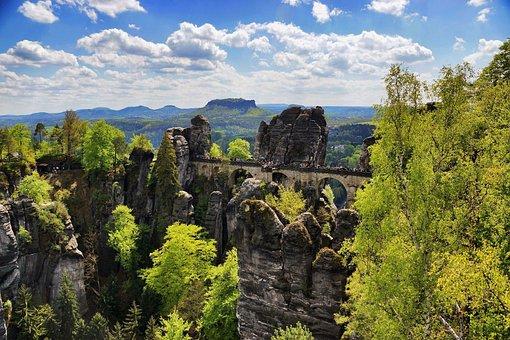 Nature, Landscape, Mountain, Travel, Sky