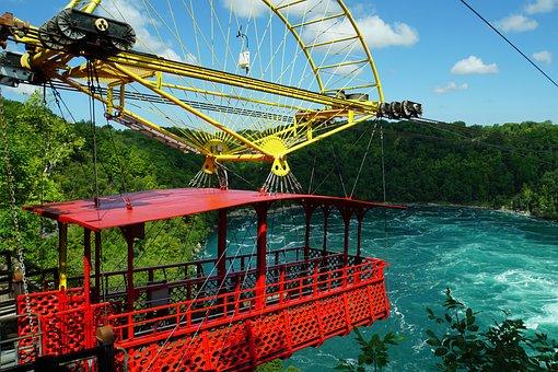 Niagara, Canada, Niagara River, Ontario, Aero Car