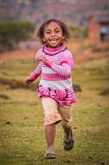 Child, Outdoors, Nature, Fun, Cute, Little, Joy
