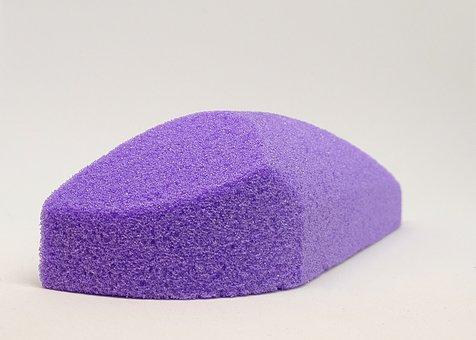 Fusspflege, Pumice Sponge, Pumice, Cornea, Sponge