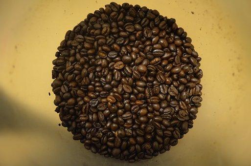 Coffee, Drink, Food, Seeds, Caffeine, Bean