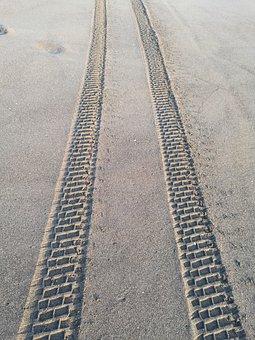 Road, Asphalt, Sidewalk, Street, Transport, Sand